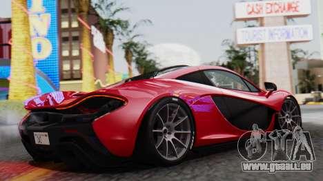 Progen T20 für GTA San Andreas linke Ansicht