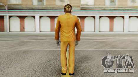 [PayDay2] Dallas für GTA San Andreas dritten Screenshot