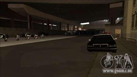 DLC Big Cop and All Previous DLC pour GTA San Andreas deuxième écran