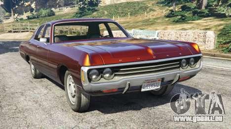 Dodge Polara 1971 pour GTA 5
