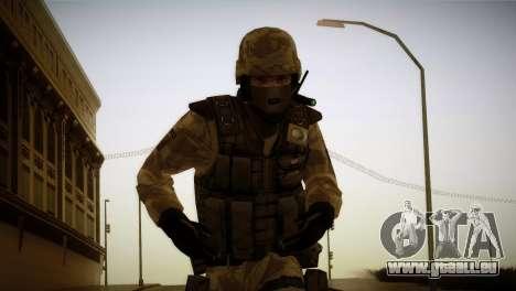 U.S.A. Ranger pour GTA San Andreas