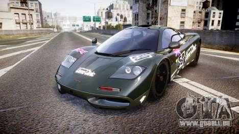 McLaren F1 1993 [EPM] Ueno Clinic pour GTA 4