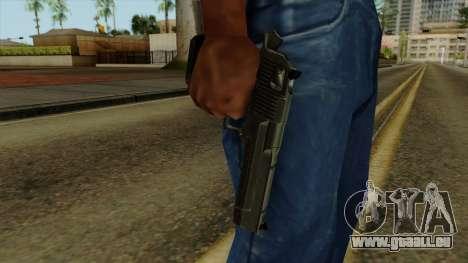 Original HD Desert Eagle für GTA San Andreas dritten Screenshot