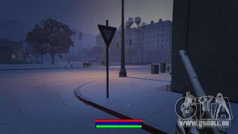 GTA 5 Long Winter 0.2 [ALPHA] quatrième capture d'écran