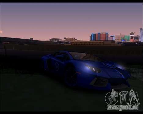 Project 0.1.4 (Medium/High PC) für GTA San Andreas sechsten Screenshot