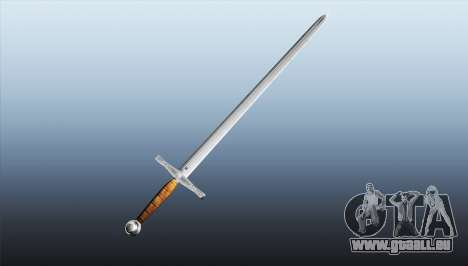 GTA 5 L'Épée Excalibur troisième capture d'écran