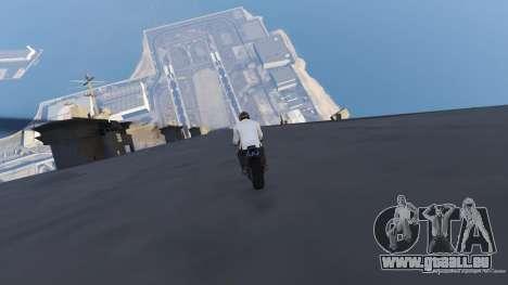 GTA 5 Airport Ramp quatrième capture d'écran