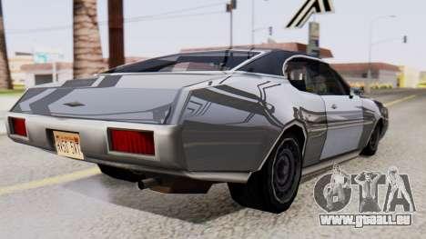 Klee Al_Piso für GTA San Andreas linke Ansicht