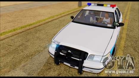 Ford Crown Victoria für GTA San Andreas