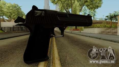 Original HD Desert Eagle für GTA San Andreas zweiten Screenshot