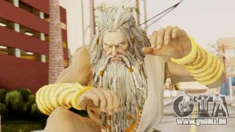 Zeus v2 God Of War 3 für GTA San Andreas