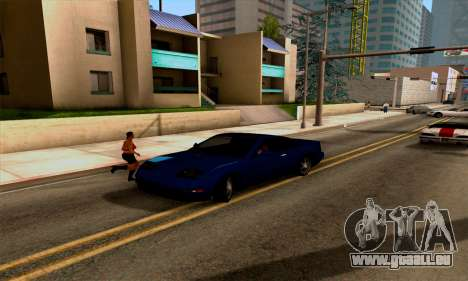 Realistic ENB for Medium PC für GTA San Andreas fünften Screenshot
