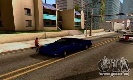 Realistic ENB for Medium PC pour GTA San Andreas cinquième écran