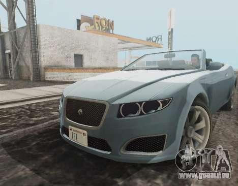 Herp ENB v1.6 für GTA San Andreas dritten Screenshot