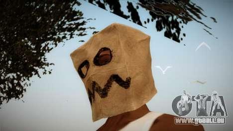 Bolsa pour GTA San Andreas troisième écran