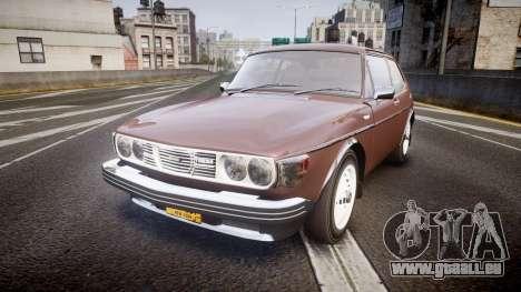 Saab 99 Turbo pour GTA 4