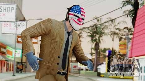 [PayDay2] Dallas für GTA San Andreas
