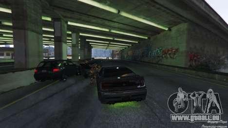 GTA 5 Piège mortel sur l'autoroute