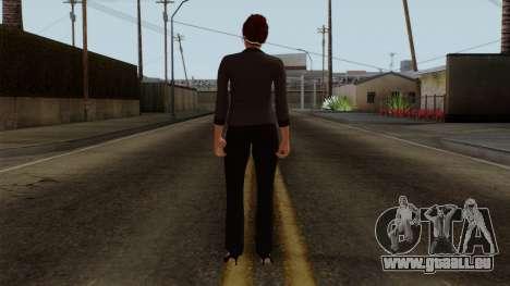 GTA 5 Online Female04 pour GTA San Andreas troisième écran