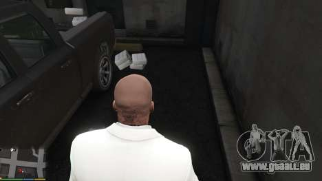 GTA 5 The Red House dixième capture d'écran
