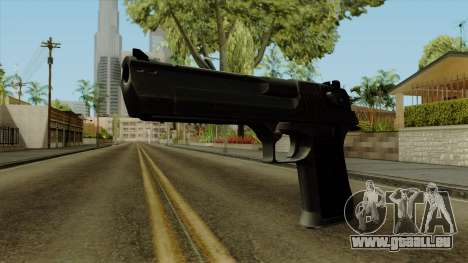 Original HD Desert Eagle pour GTA San Andreas