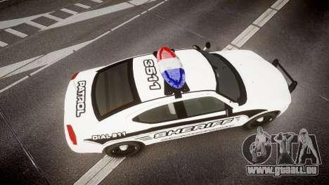 Dodge Charger 2010 New Alderney Sheriff [ELS] pour GTA 4 est un droit