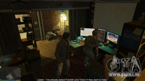 GTA 5 Story Mode Heists [.NET] 0.1.4 septième capture d'écran