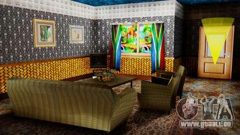 Stern Design House CJ für GTA San Andreas