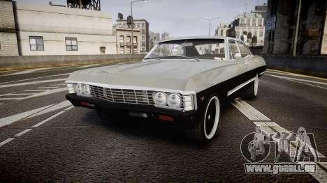 Chevrolet Impala 1967 Custom pour GTA 4