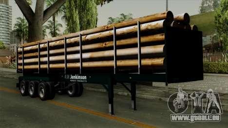 Trailer Log v2 für GTA San Andreas