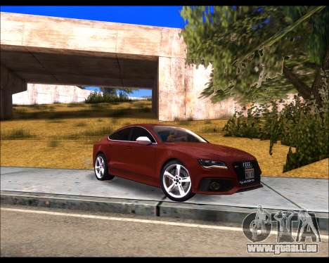 Project 0.1.4 (Medium/High PC) für GTA San Andreas dritten Screenshot