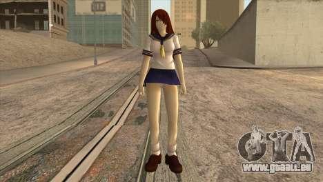 Ruby pour GTA San Andreas deuxième écran