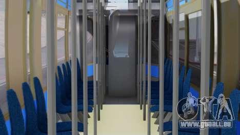 New Tram SF für GTA San Andreas linke Ansicht