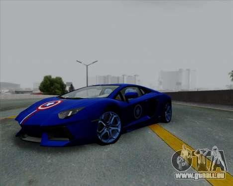 ENB Pizx pour GTA San Andreas troisième écran