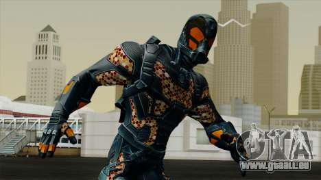 Ant-Man Orange Jacket für GTA San Andreas