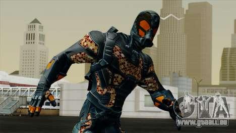 Ant-Man Orange Jacket pour GTA San Andreas