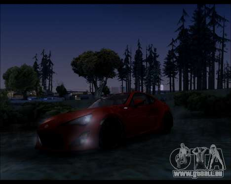 Project 0.1.4 (Medium/High PC) für GTA San Andreas fünften Screenshot