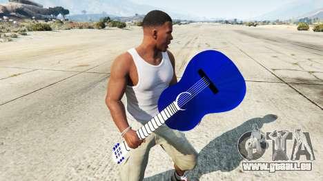 GTA 5 Klassische Gitarre