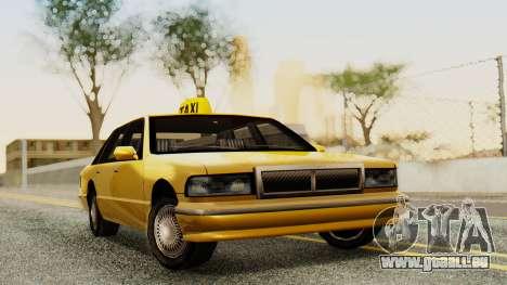 Declasse Premier Taxi für GTA San Andreas