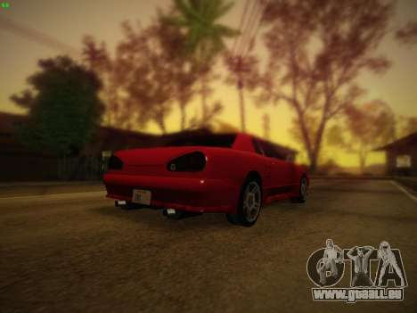 Iceh ENB pour GTA San Andreas cinquième écran