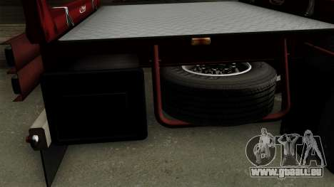 Trailer Fliegl v1 pour GTA San Andreas vue de droite
