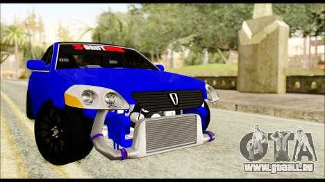 Toyota Mark 2 100 pour GTA San Andreas