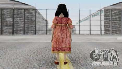 Cereza Bayonetta (child) für GTA San Andreas dritten Screenshot