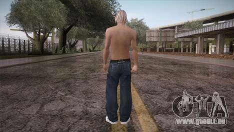 Beach Bum Wmylg pour GTA San Andreas troisième écran