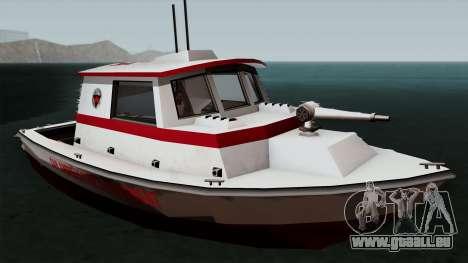 FDSA Reefer pour GTA San Andreas