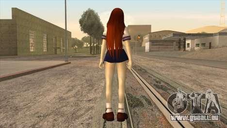 Ruby pour GTA San Andreas troisième écran