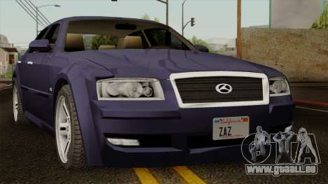 Sungnyemun Moirai IVF pour GTA San Andreas