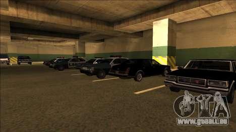 DLC Big Cop and All Previous DLC pour GTA San Andreas troisième écran