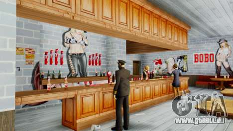 New Bar für GTA San Andreas fünften Screenshot