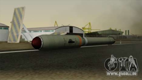 Homing Missile pour GTA San Andreas